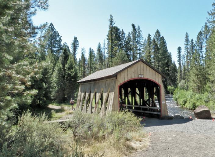 Shevlin Park & Tumalo Creek